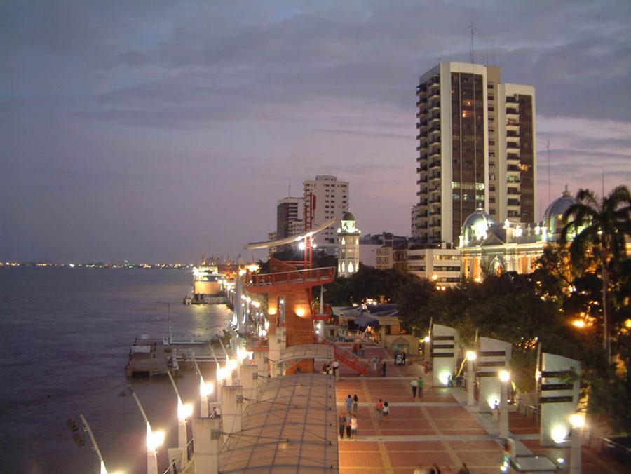 El Malecon Guayaquil