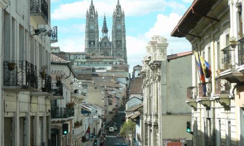 Quito Historial Center
