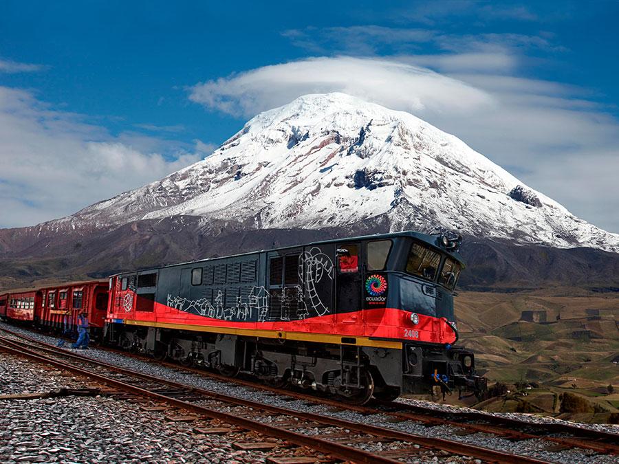 Tren del Hielo Ecuador