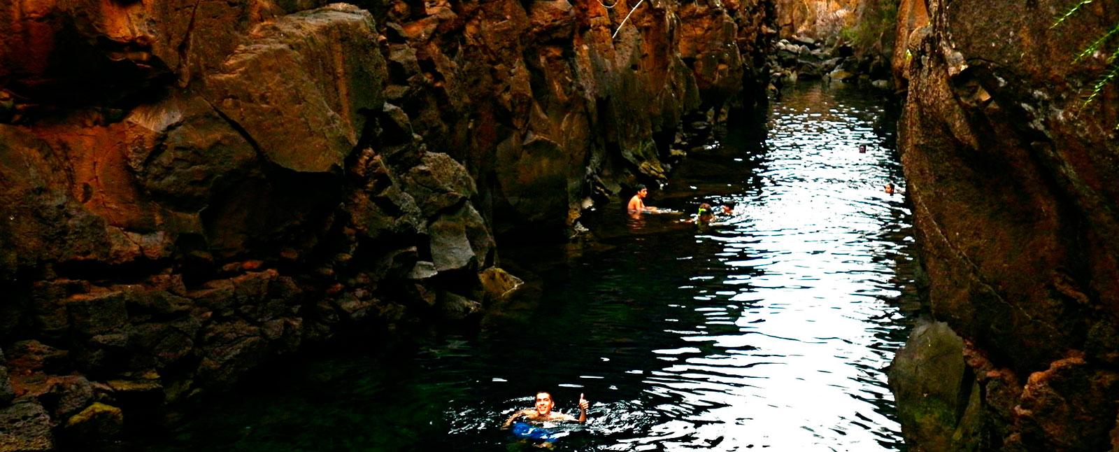 Grietas Galapagos