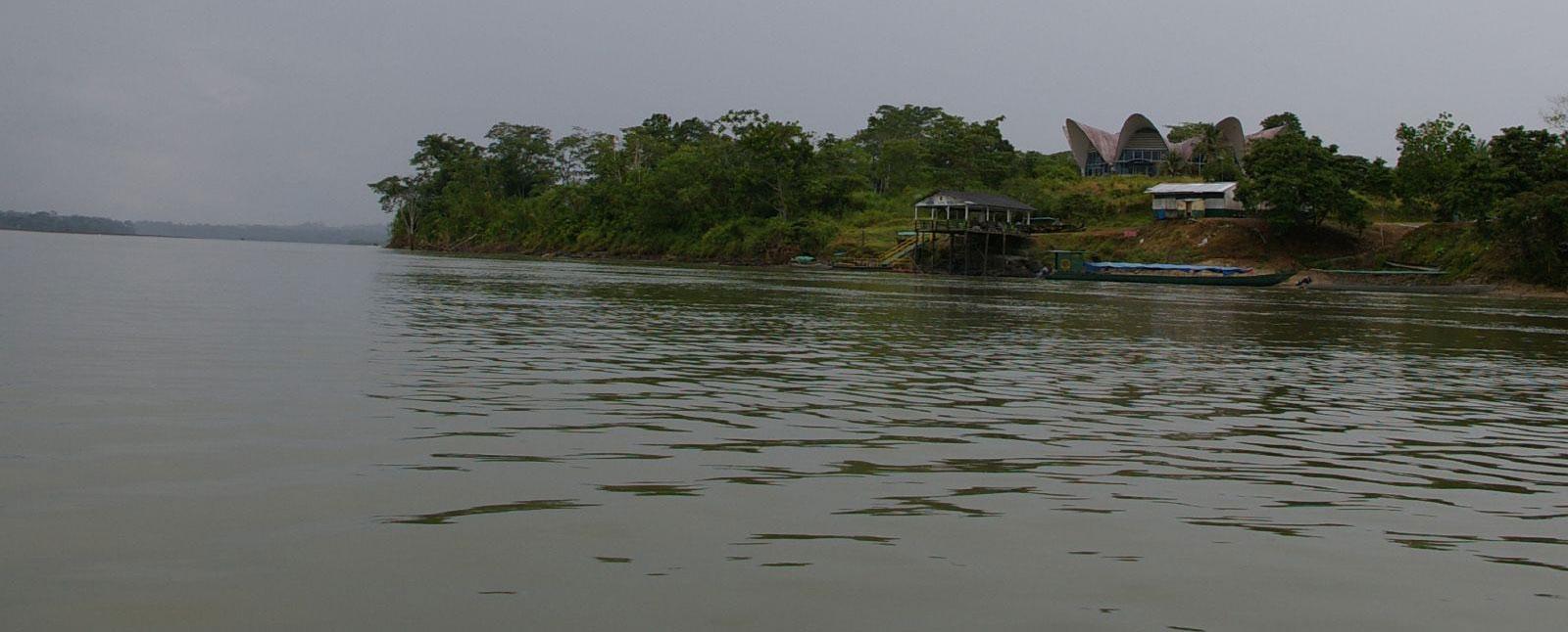 Napo river