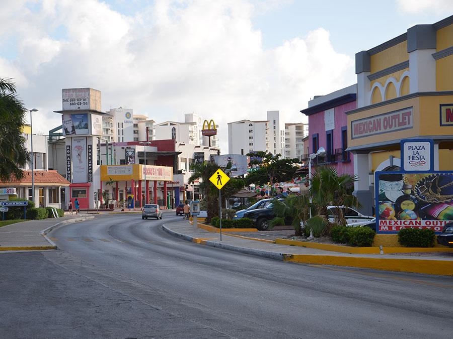 Centro de Cancun