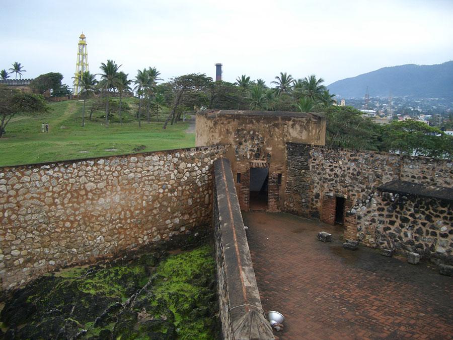 Faro de puerto plata