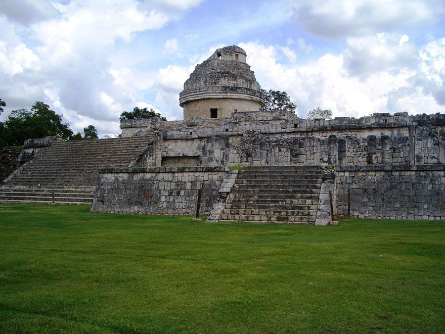 Ruinas Rivera Maya
