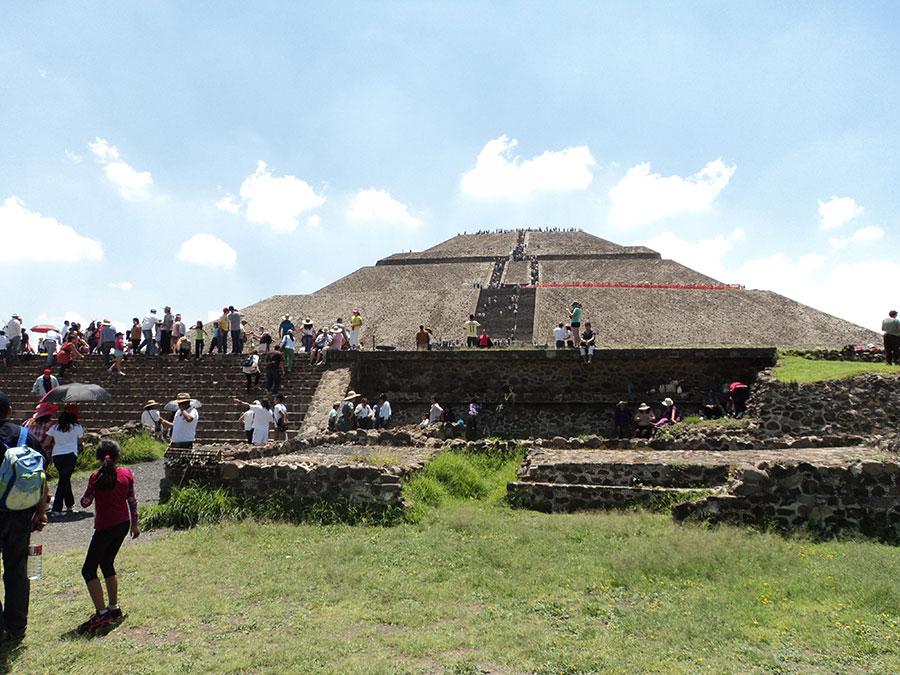 Piramides de Teotihuacan