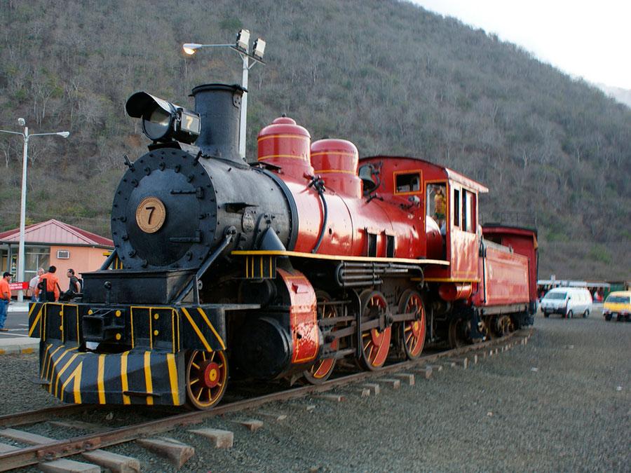 Montecristi train