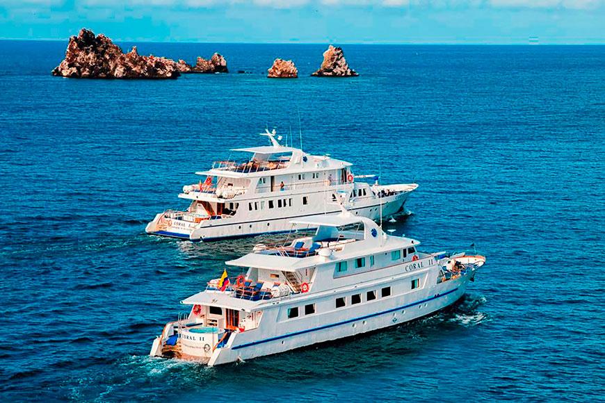 Coral I and II cruise