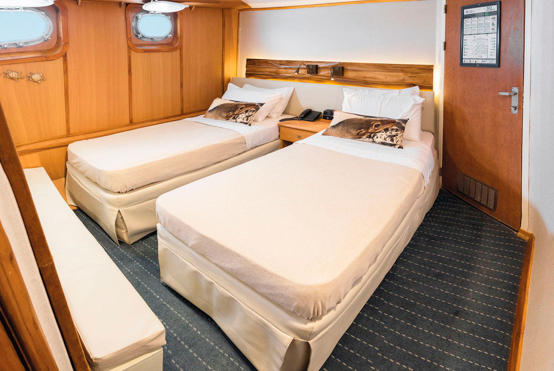 Corals Standard Plus Cabin