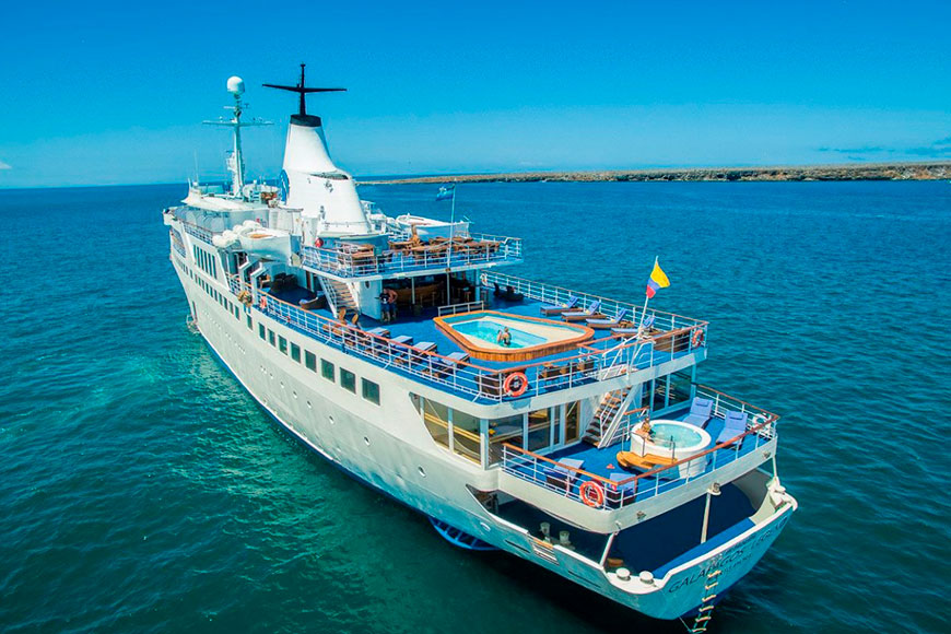 Galapagos legend cruise