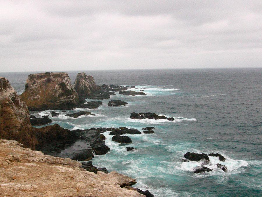 Isla de la Plata en Manta