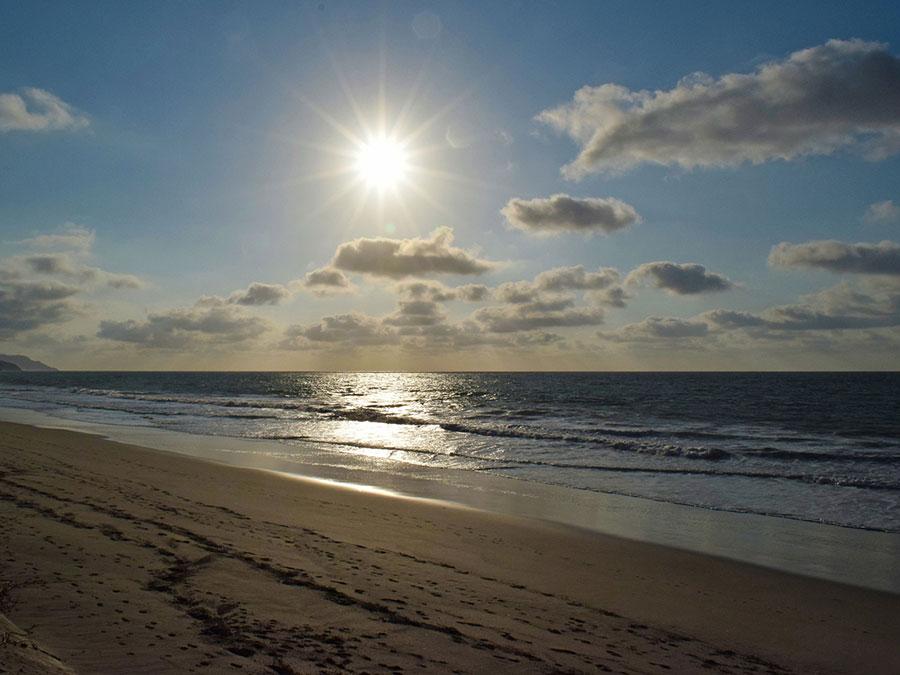 Marianitas beach