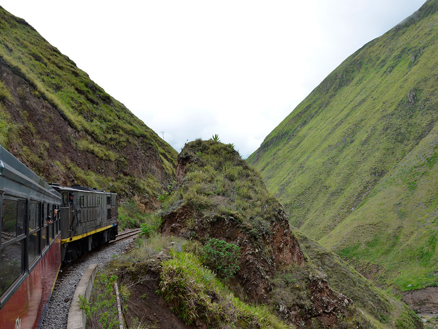Devil's Nose Train