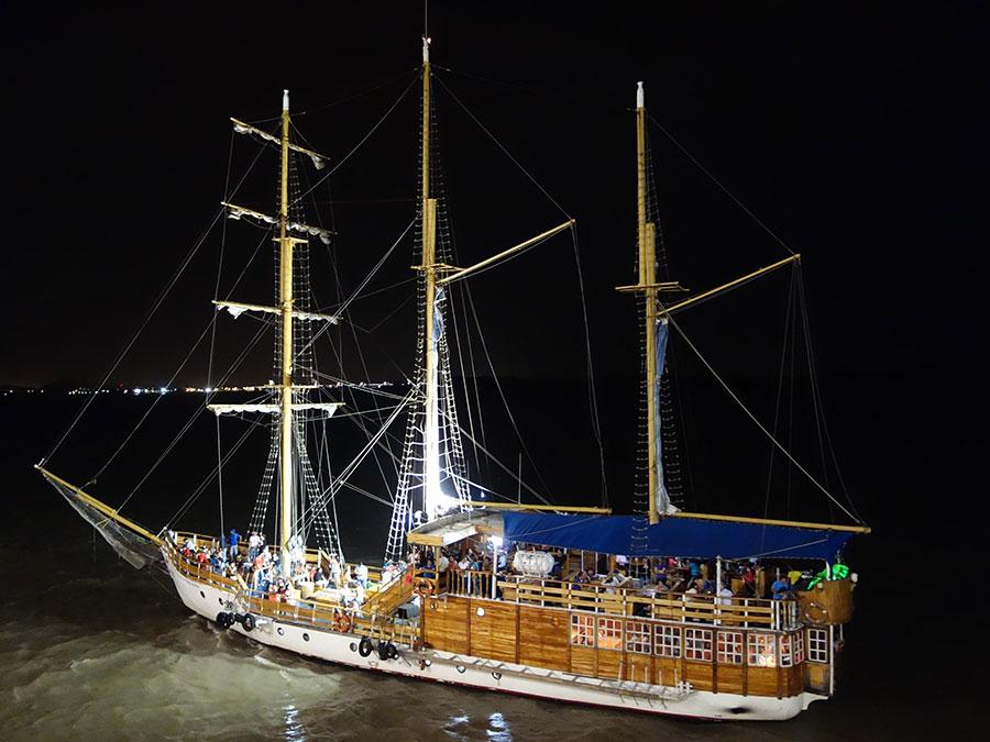 Pirata Ship Morgan