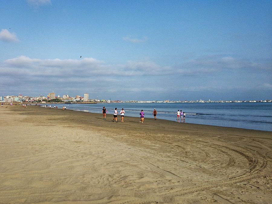 Tarqui Beach