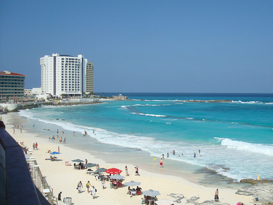 Tour por Cancun